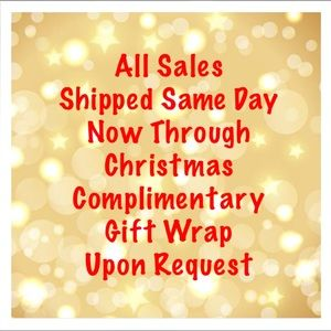 Tops - 🎁Same Day Shipping For The Holidays! Gift Wrap?🎁